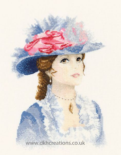 Maria Cross Stitch Kit